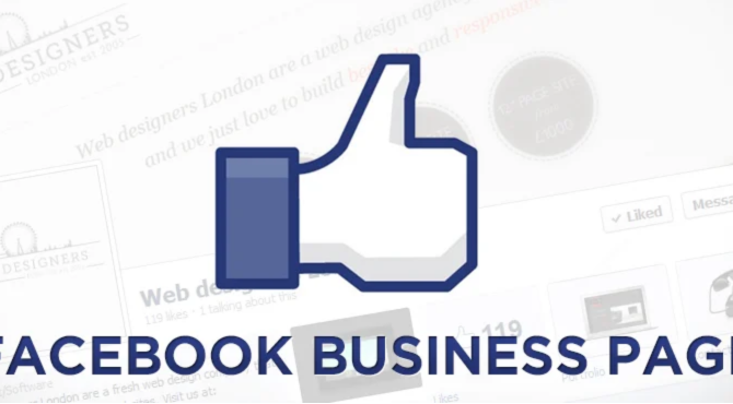 I Will Create A Facebook Business Page